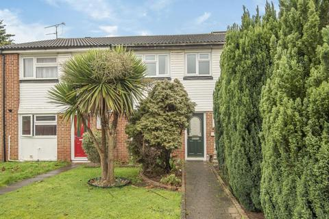 4 bedroom terraced house to rent - Goldswothy Way,  Slough,  SL1