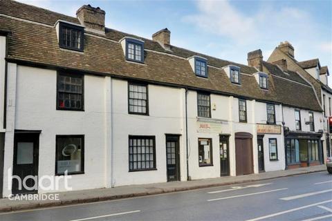 2 bedroom cottage - Lensfield Road, Cambridge