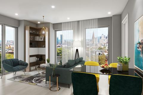 2 bedroom apartment - Great Jackson Street, Manchester, M15