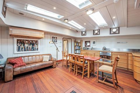 3 bedroom houseboat for sale - Hermitage Moorings, Wapping High Street, Wapping, E1W