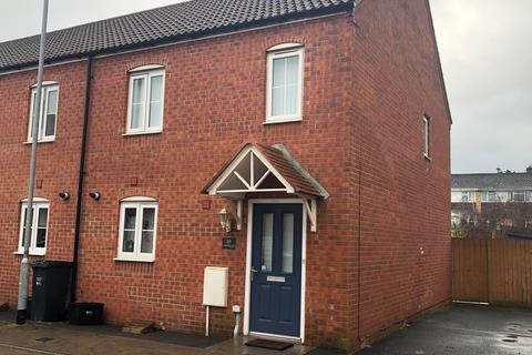 2 bedroom house - Compton Close, Dunstan Park, Glastonbury BA6