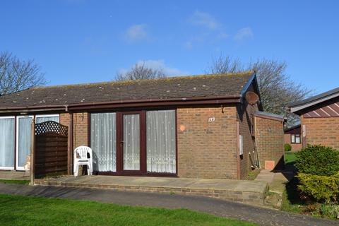 St Margaret's at Cliffe. 2 bedroom semi-detached bungalow for sale