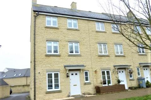 3 bedroom end of terrace house for sale - Ash Avenue, Carterton, Oxon OX18