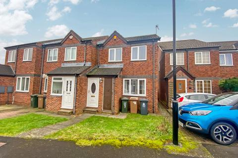 2 bedroom terraced house to rent - Hanover Court, Annitsford, Cramlington, Tyne and Wear, NE23 7RX