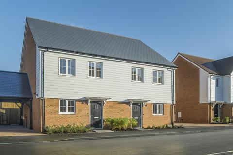 3 bedroom semi-detached house for sale - Plot The Ash, Home 46 at The Sycamores, Off Roundwell, Bearsted ME14