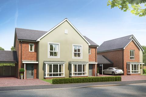 3 bedroom semi-detached house for sale - Plot The Admiral, Home 4-67 at Knights Wood, Knights Way, Tunbridge Wells TN2
