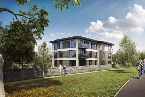 2 bedroom apartment for sale - Plot Apartment 9, top floor apartment at Hazelwood,  7 Pinewood Gardens  AB15