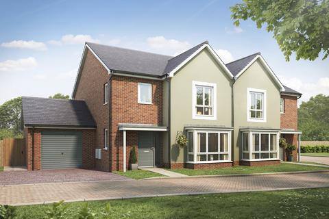 4 bedroom semi-detached house for sale - Plot The Golding, Home 4-63 at Knights Wood, Knights Way, Tunbridge Wells TN2