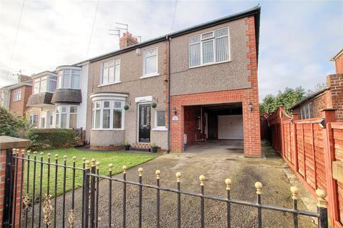 4 bedroom semi-detached house for sale - Newham Grange Avenue, Grangefield