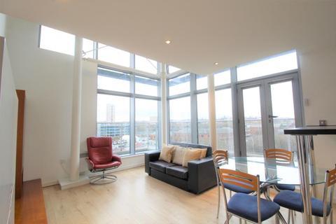 2 bedroom apartment for sale - BONAIRE, CITY ISLAND, GOTTS ROAD, LEEDS, LS12 1DL