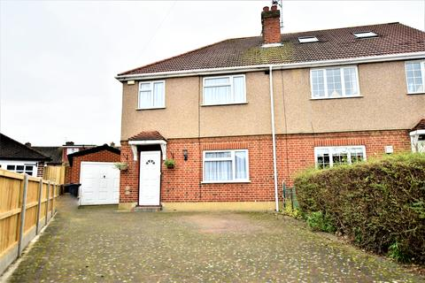 3 bedroom semi-detached house for sale - Fareham Road, Feltham, Middlesex, TW14