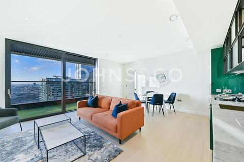 1 bedroom apartment to rent - Hobart Building, Wardian, London, E14