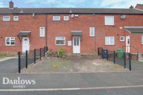 2 bedroom terraced house for sale - Tarwick Drive, Cardiff