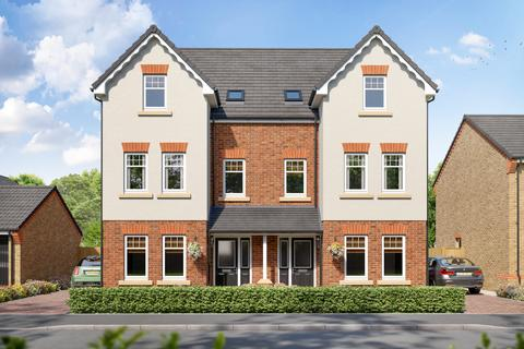 4 bedroom townhouse - Plot 94 - The Kinnersley, Plot 94 - The Kinnersley at The Hawthornes, Station Road, Carlton, North Yorkshire, DN14 9NS DN14
