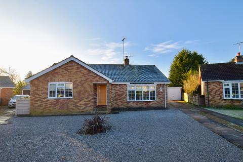 3 bedroom detached bungalow for sale - Cricketers Way, Wilberfoss, York