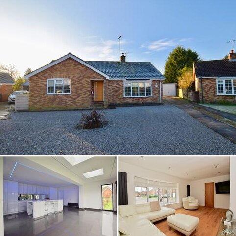 3 bedroom detached bungalow for sale - Cricketers Way, Wilberfoss, York