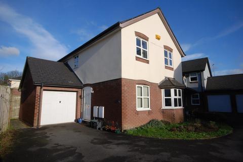 4 bedroom detached house for sale - Middlegate Court, Cowbridge, Vale of Glamorgan, CF71 7EF