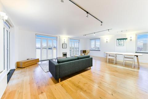 3 bedroom flat for sale - Dundee Wharf, 100 Three Colt Street, Limehouse, London, E14