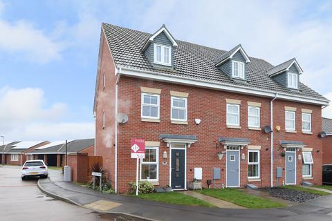 3 bedroom townhouse for sale - Forge Drive, Chesterfield