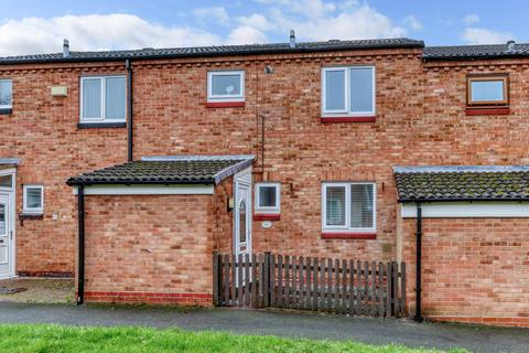 3 bedroom terraced house for sale - Arley Close, Church Hill South, Redditch, B98 9JF
