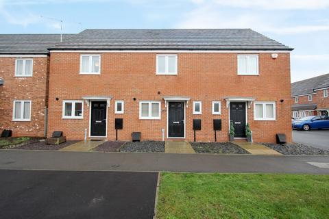 2 bedroom terraced house for sale - Astoria Drive, Bannerbrook Park, Coventry