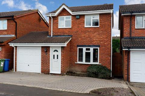 3 bedroom detached house for sale - Manta Road, Dosthill