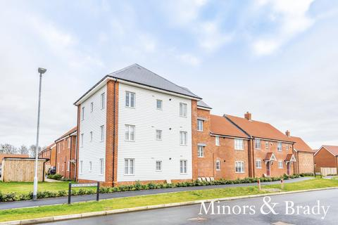 1 bedroom ground floor flat for sale - Smedley Close, North Walsham