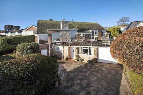 3 bedroom detached house for sale - Woodland Avenue, Teignmouth