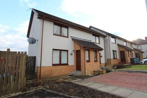 2 bedroom semi-detached house to rent - 20a Kirkland Gardens, Ballingry KY5 8NZ