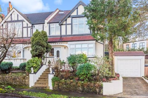 4 bedroom semi-detached house for sale - Downs Road, Purley