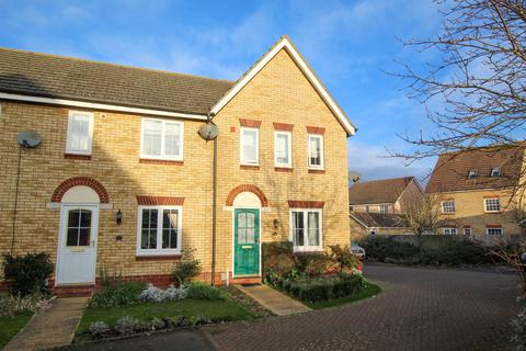 2 bedroom end of terrace house - Goldfinch Drive, Cottenham, CB24