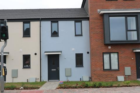 2 bedroom terraced house - Ffordd Y Mileniwm, Barry