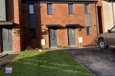 2 bedroom terraced house - Ffordd Y Dociau, Barry
