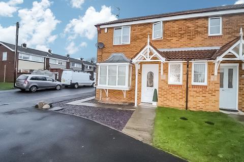 3 bedroom semi-detached house for sale - Parkside Court, Ashington