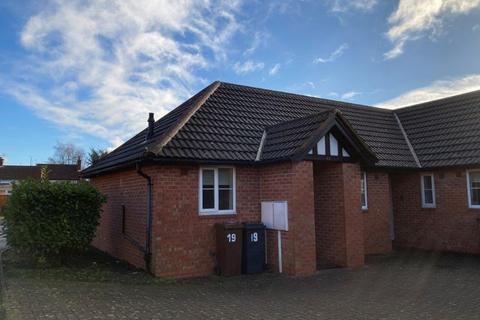 1 bedroom bungalow to rent - Northfield Close, Melton Mowbray