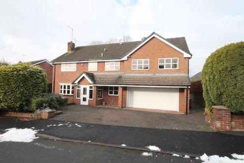 6 bedroom detached house for sale - Jerbourg Close, Seabridge