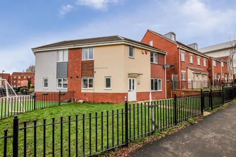 3 bedroom semi-detached house for sale - White Swan Close, Killingworth, NE12