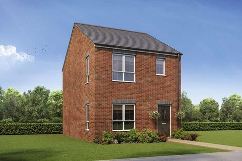 3 bedroom semi-detached house for sale - Plot 81, The Ouse at Ashfield Park, Ashfield Park,Off Altofts Road, Altofts, Normanton WF6