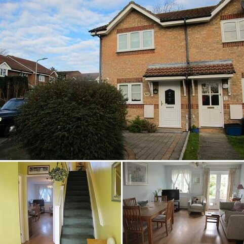 2 bedroom end of terrace house for sale - Fieldhouse Close, London