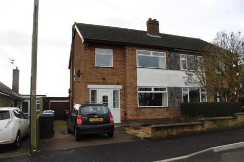 3 bedroom semi-detached house for sale - Jacqueline Road, Markfield