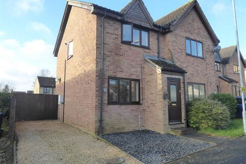 2 bedroom end of terrace house to rent - Marlborough Close, Yaxley, Peterborough
