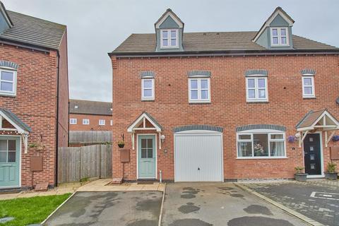 3 bedroom semi-detached house - Olympic Way, Hinckley
