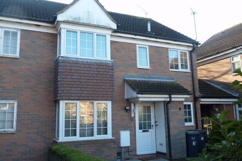 2 bedroom terraced house to rent - Cherry Tree Way, Ampthill, Bedfordshire