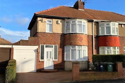 3 bedroom semi-detached house for sale - Jubilee Estate, Ashington