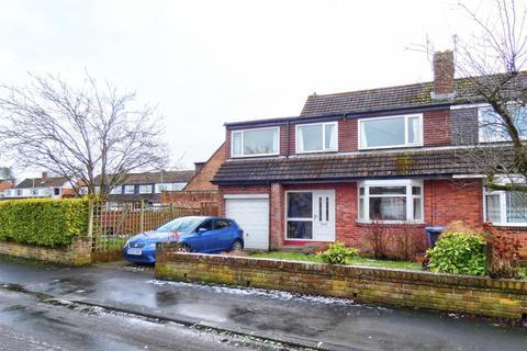 4 bedroom semi-detached house for sale - The Fairway, Loansdean, Morpeth