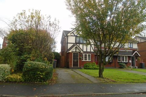 2 bedroom end of terrace house to rent - Waterslea, Eccles, Manchester