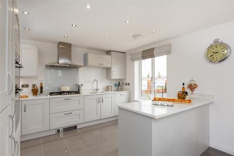 4 bedroom detached house for sale - Plot 85 - The Glendale at Gerddi Castell, Simonston Road CF35