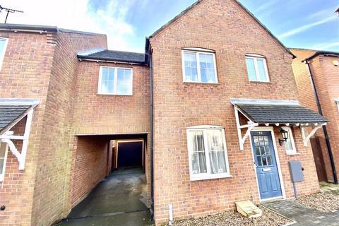 4 bedroom link detached house for sale - Applebees Meadow, Hinckley