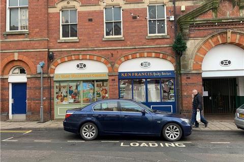 Retail property (high street) to rent - LOCK UP SHOP UNIT *, 7-9 Market Street, Wellington, Telford, Shropshire