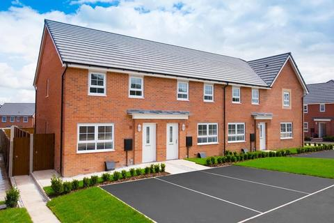 3 bedroom terraced house - Plot 87, Maidstone at Somerford Reach, Black Firs Lane, Somerford, CONGLETON CW12